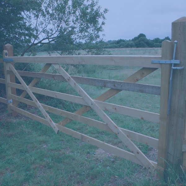 Wooden Gates Entrance Gates Agricultural Domestic Use