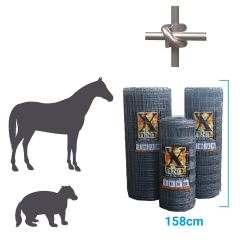 X fence Stallion Equi-fence XHT15-158-7.5
