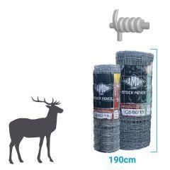 HT Hinge Joint Deer Fence HT13-190-15 100m