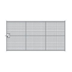 Deer / Security Meshed Gate Kit 3.6m