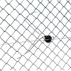 Offset wire insulator