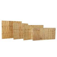 Featheredge Panels