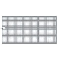 Deer / Security Meshed Gate Kit 3.6m