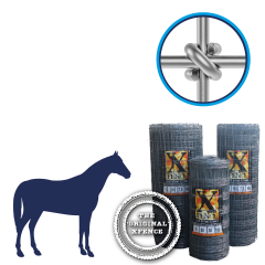 X fence Ultimate Equi-fence XHT13-125-5 50m Roll