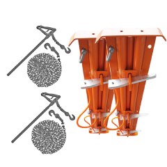 Boundary Clamp Kit