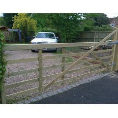 Yeoman Softwood Gate Kit
