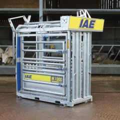 Auto Yoke M1000 Cattle Crush