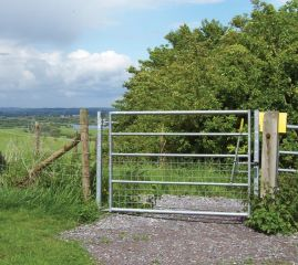Milton Keynes Bridle Gate