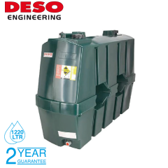 Deso Single Skin Storage Tank - Slim Line 1220 Litres