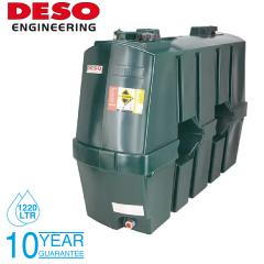 Deso Single Skin Storage Tank - Slim Line 1220 Litres