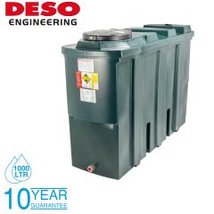 Deso Bunded Oil Storage Tank - Slim Line 1000 Litres