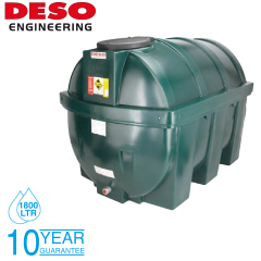 Deso Bunded Oil Storage Tank - 1800 Litres