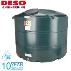 Deso V3500BT 3500 Litre Bunded Oil Tank