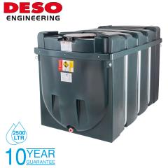 Deso H2500BT 2500 Litre Bunded Oil Tank