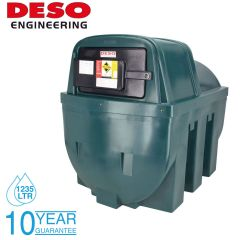 Deso Fuel Dispensing Tank - 1235 Litres
