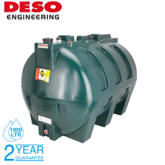 Deso Single Skin Storage Tank - 1900 Litres