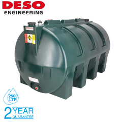 Deso Storage Tank - Single Skin - 2500 Litres