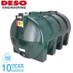 Deso Storage Tank - Single Skin - 2500 Litres