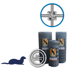 X fence Otter Multi Fencing - 50m Roll