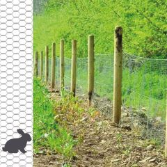 Wire Netting Package 500m - Rabbit Exclusion