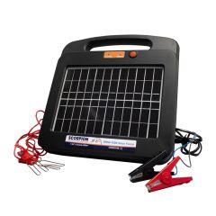 Scorpion 20km 1J Solar Powered Electric Fence Energiser