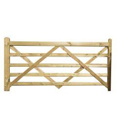 Universal Wooden Gate