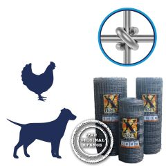 X Fence Poultry Fence XLHT13-190-7.5 100m