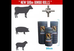 X fence Stock Fence XHT8-80-30 100m