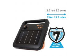 Gallagher S40 Portable Solar Fence Energiser