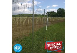 1000m Light Clipex Deer Fencing Kit