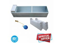 Trough Kit Package 72 Gallon