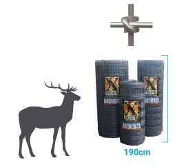 X fence Deer Fence XHT-13-190-15 100m