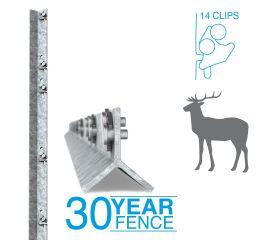 Clipex Deer Standard Post 3.0m