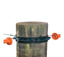 Insul- Activator strap gate/end insulator