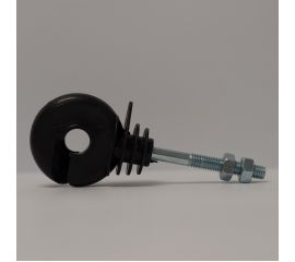 Bolt-on Ring Insulator for metal posts