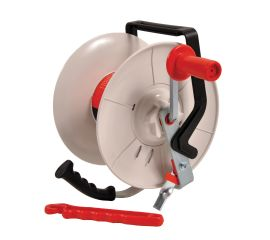 Geared Premium Hand Reel and Frame