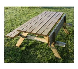 Corfe Traditional Picnic Table