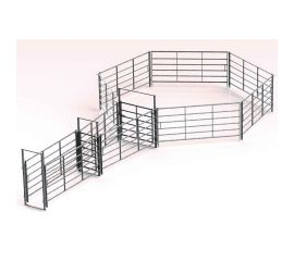 Portable Cattle Handling System