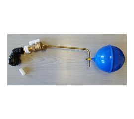 Ball Valve Trough Kit - 1/2""