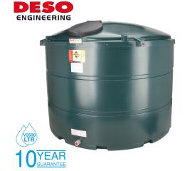 Deso Bunded Oil Storage Tank - V3500 Litres