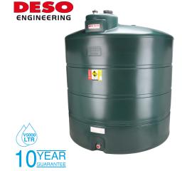 Deso Bunded Oil Storage Tank - V5000 Litres