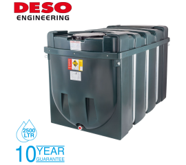 Deso Bunded Oil Storage Tank - 2500 Litres