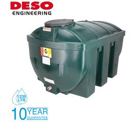 Deso Bunded Oil Storage Tank - 1235 Litres