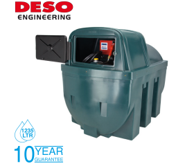 Deso Fuel Dispensing Tank - 1235 Litres