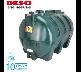 Deso Single Skin Storage Tank - 1900 Litres