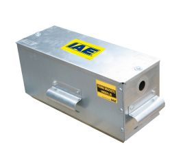 Service Box for Water Trough