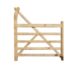Yeoman Wooden Gate