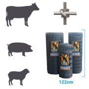 X fence Stock Fence XHT11-122-15 100m