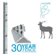 Clipex Deer Standard Post 3.0m