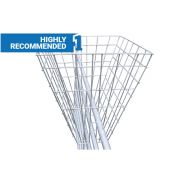 Double Sided Hay Feeder Basket